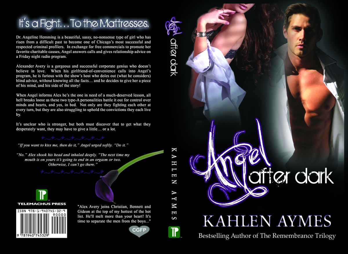 Cover Reveal ~ Angel After Dark By Kahlen Aymes – Sharing a